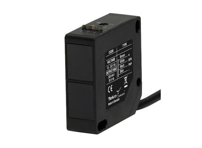 Telco sensors optinen anturi taustavaimennettu valokenno