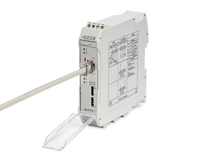 telco sensors PABP ohjelmoitava vahvistin