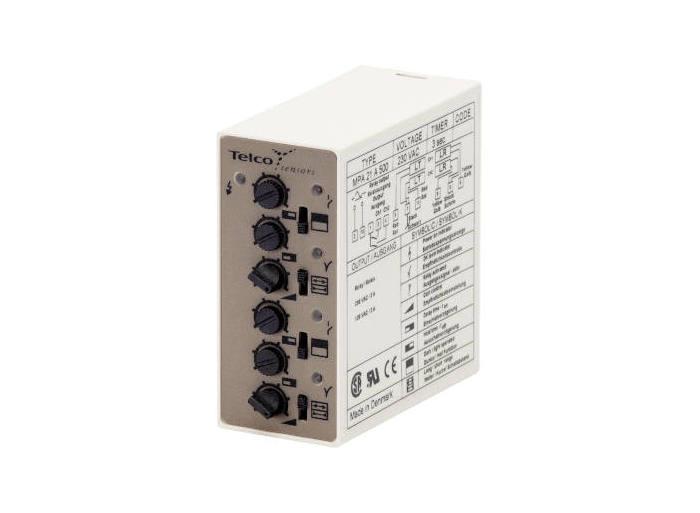 Valokennovahvistin monikanava Telco MPA 21 A 500