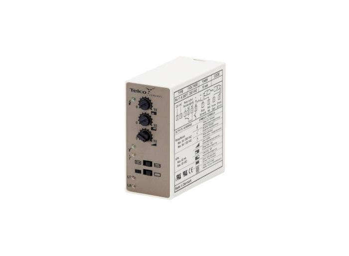 telco sensors valokenno vahvistin 230 V ac