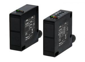 Telco Sensors taustavaimennettu taustahäivennetty valokenno