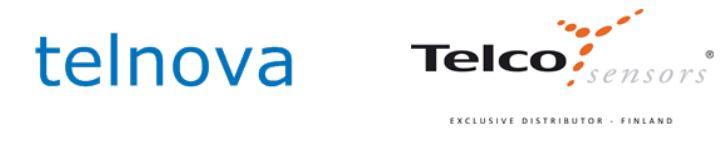 Telnova Telco Sensors