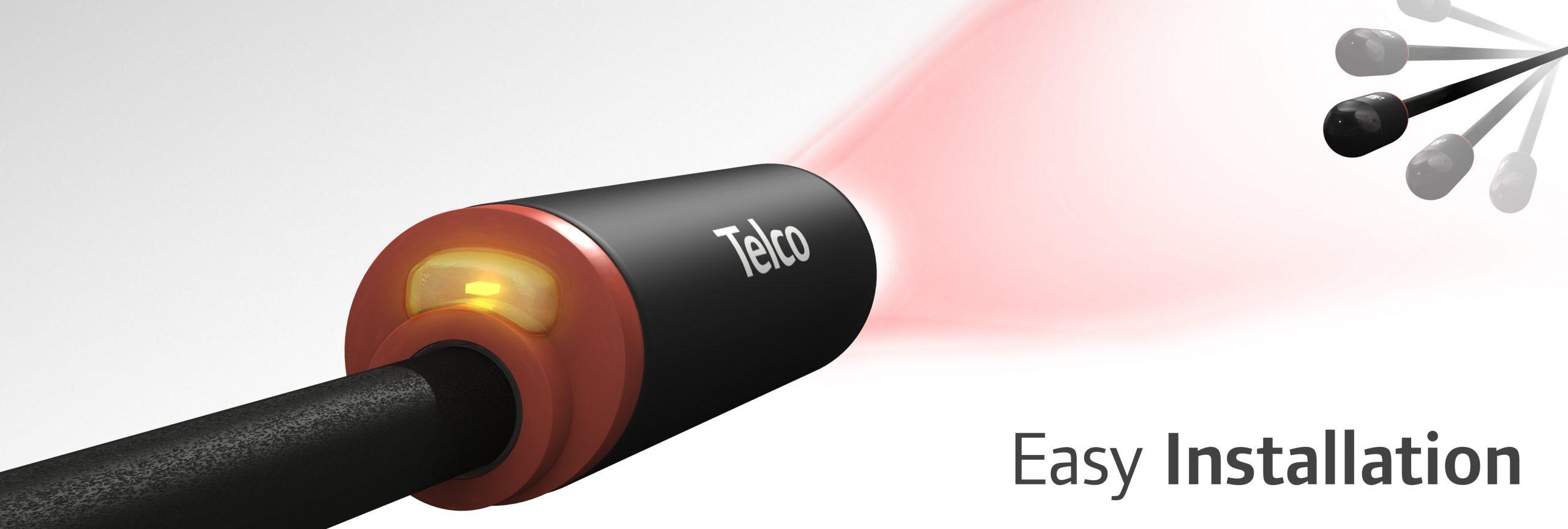 Telco Sensors helppo asennus