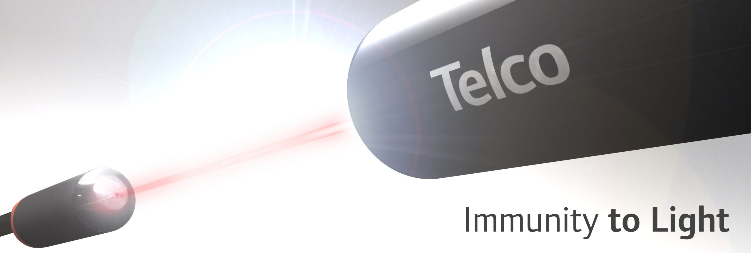 Telco Sensors immunity to light